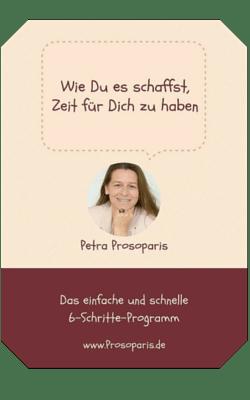Zeit für Dich - Petra Prosoporis