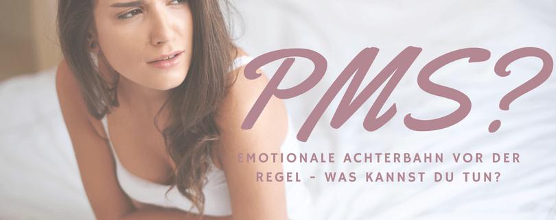 Menstruation und emotionale Achterbahnfahrt